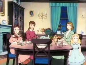 Una per tutte tutte per una Nippon animation 1987