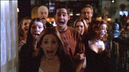 Buffy The Vampire Slayer Episodio 4×04: Il sapore del terrore