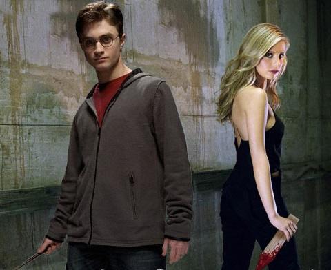 Harry Potter, Buffy e il training degli eroi