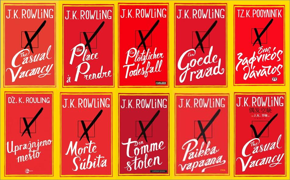 Il seggio vacante di Barry Fairbrother: The Casual Vacancy – J.K. Rowling