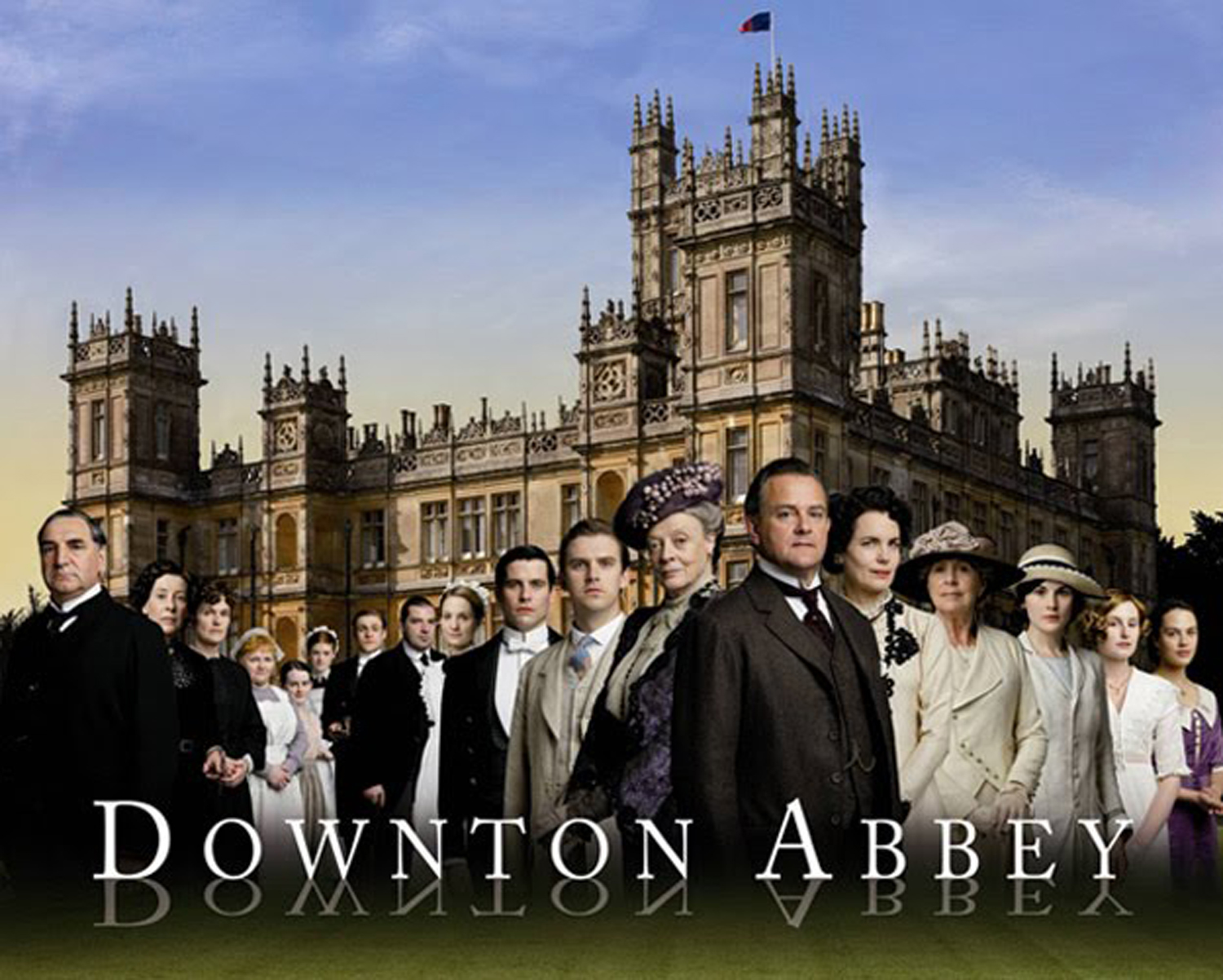 Il fascino british di Downton Abbey