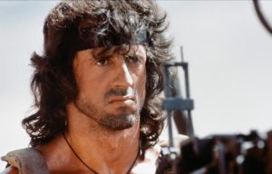 Home Video Rambo – Tedd Kothcheff