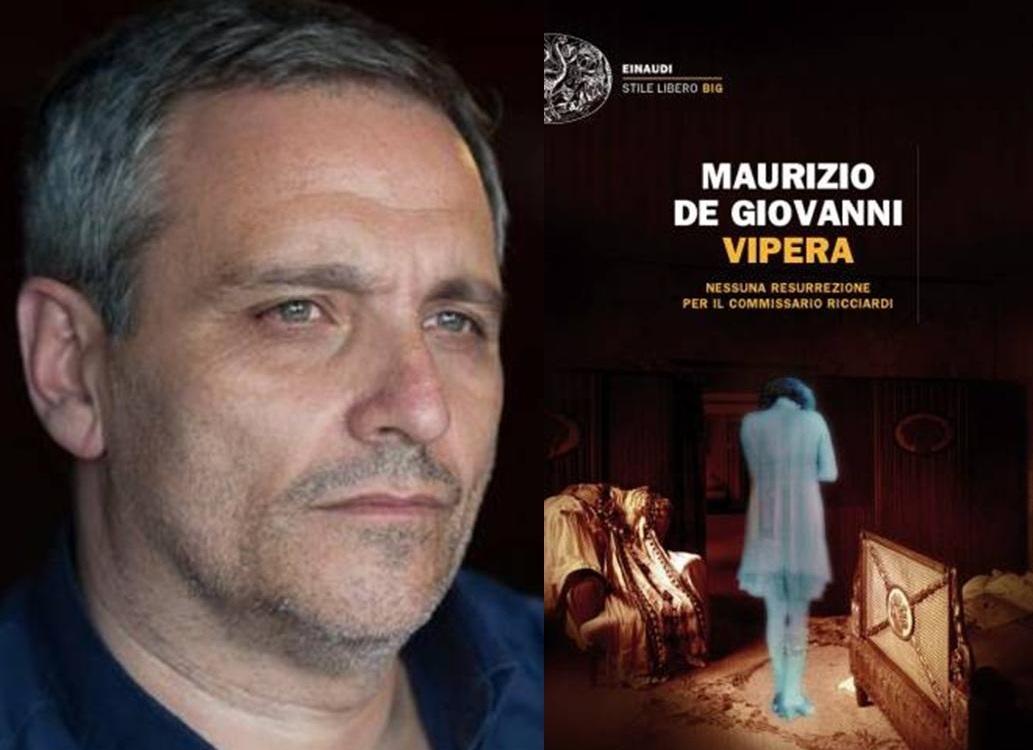Vipera – Maurizio De Giovanni