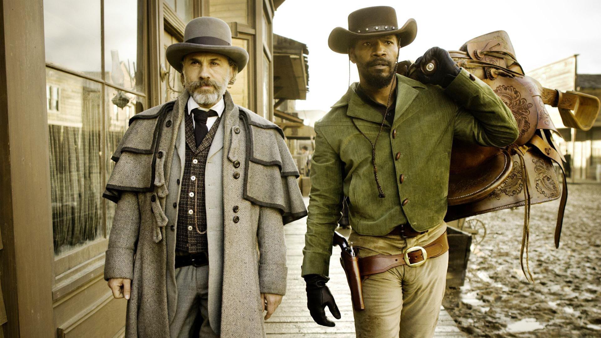 Home Video Django Unchained – Quentin Tarantino