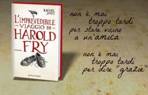 L'imprevedibile viaggio di Harold Fry – Rachel Joyce