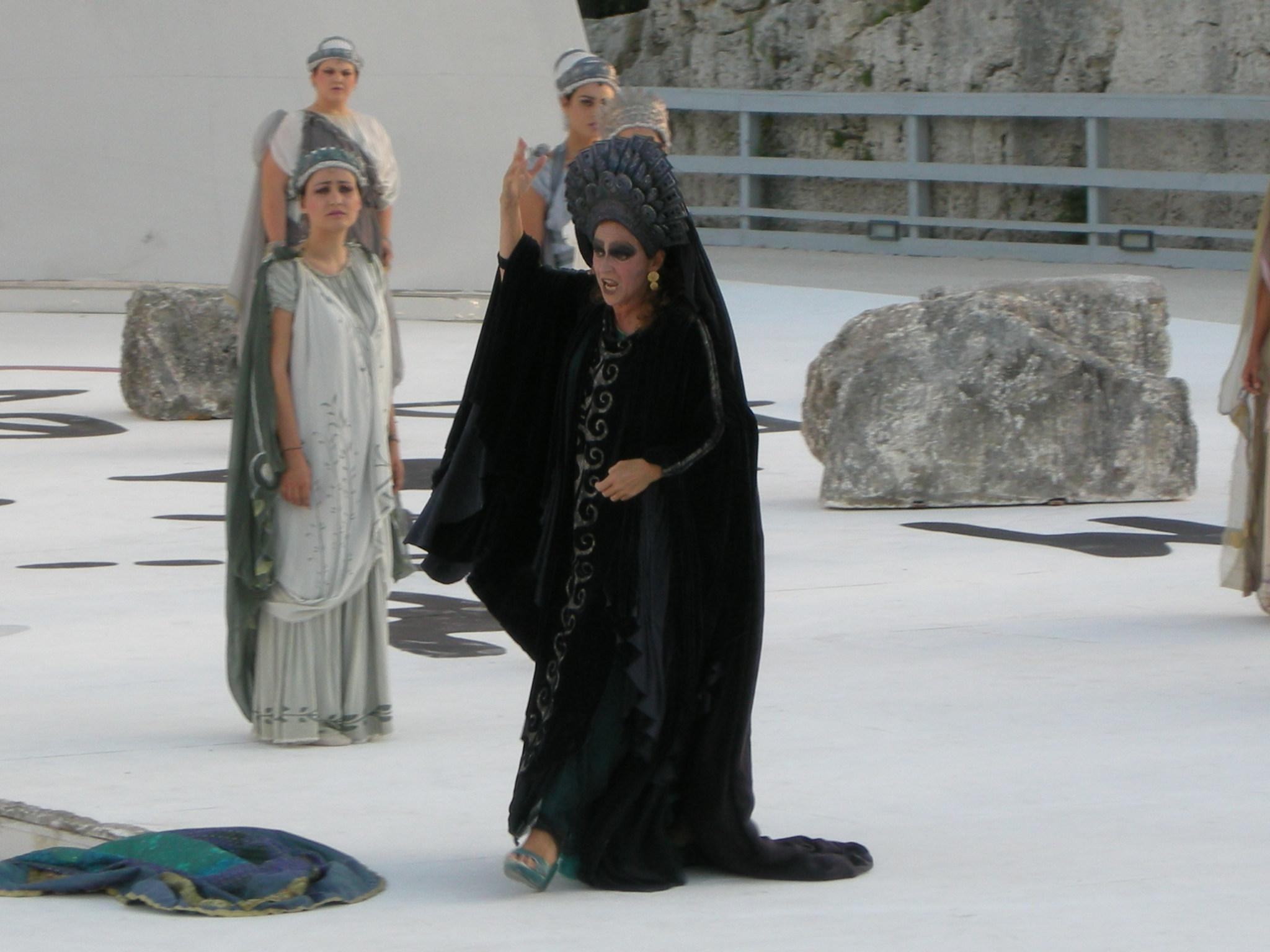 Medea, la storia di una donna che parla all'oggi