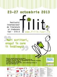 Filit –  Festival internazionale letteratura e traduzione a Iaşi
