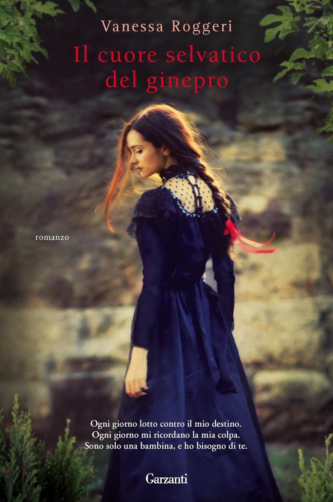 Il cuore selvatico del ginepro – Vanessa Roggeri