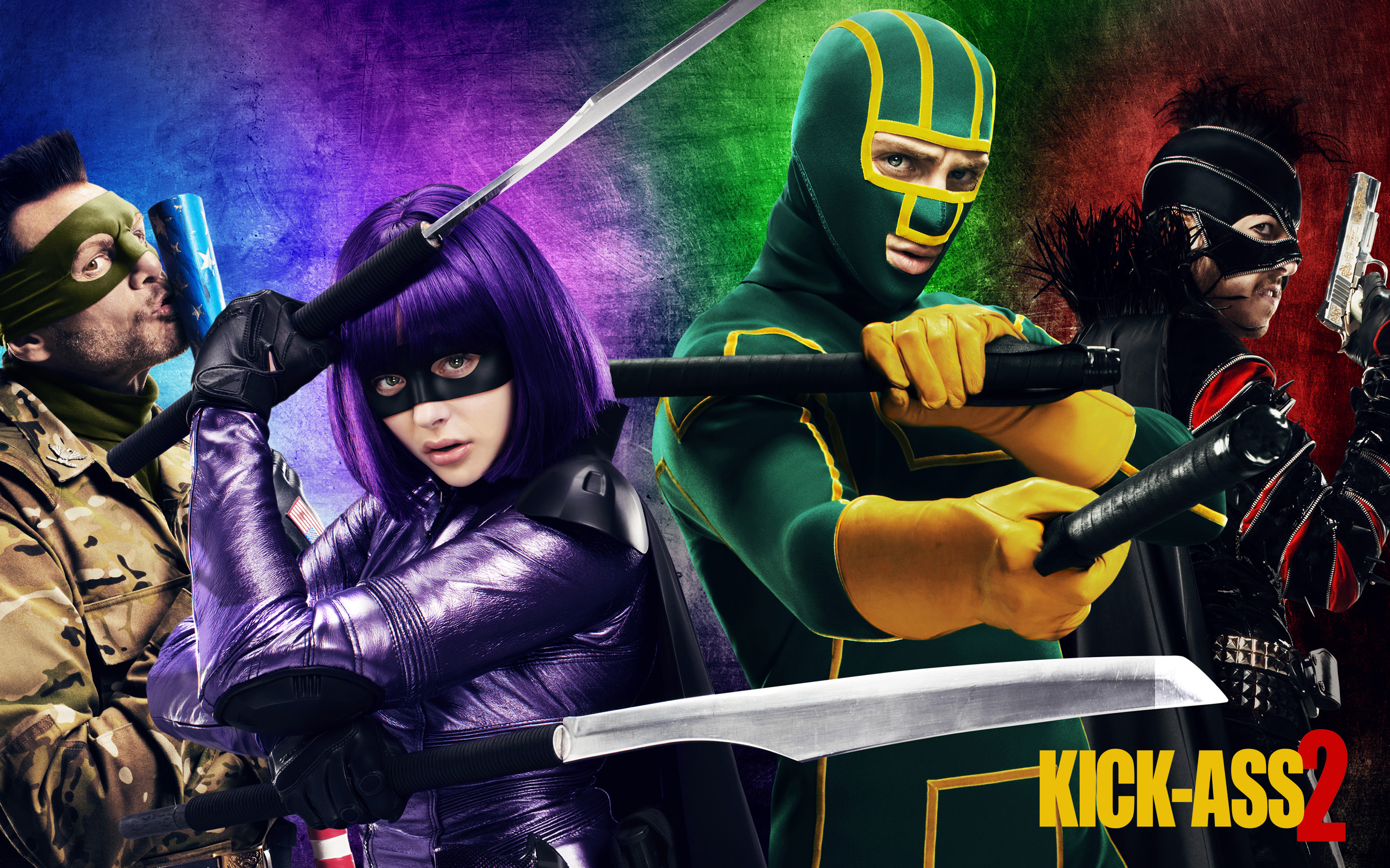 Kick-Ass 2 – Jeff Wadlow