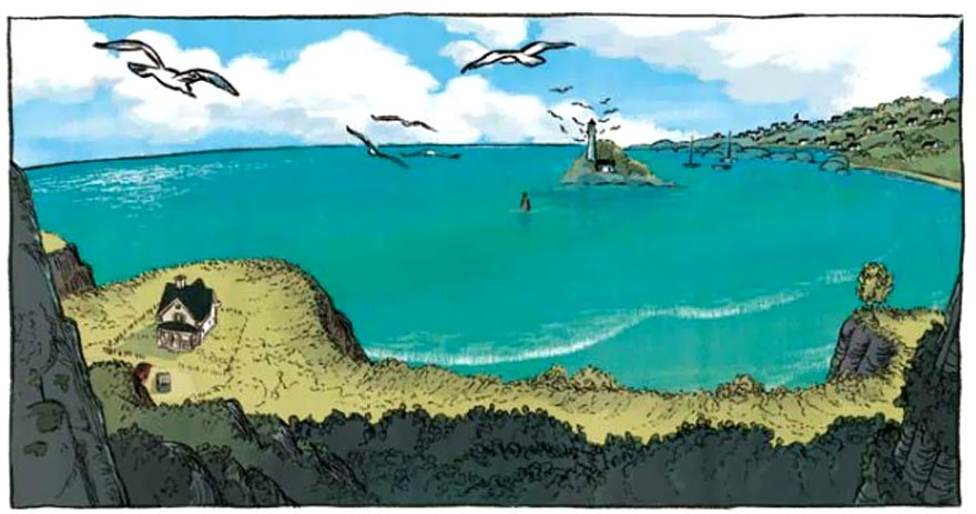 La memoria dell'acqua – Mathieu Reynès e Valérie Vernay