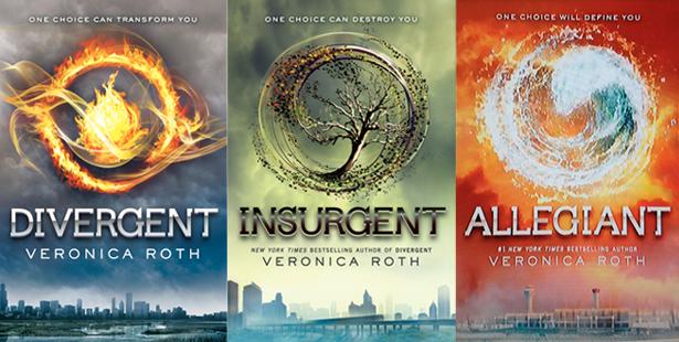 In arrivo Allegiant, l'ultimo capitolo della trilogia di Veronica Roth