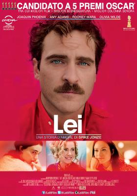 Lei – Spike Jonze