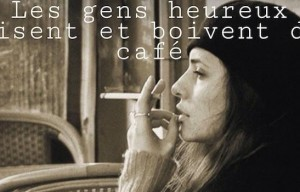 La gente felice legge e beve caffè – Agnès Martin-Lugand