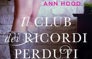 Il club dei ricordi perduti – Ann Hood