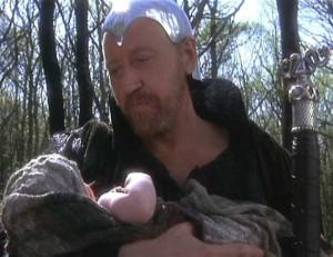 Merlino-con-il-piccolo-Artu