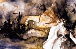 Veins and Skulls – Daniele Serra