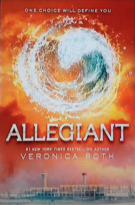 Allegiant – Veronica Roth