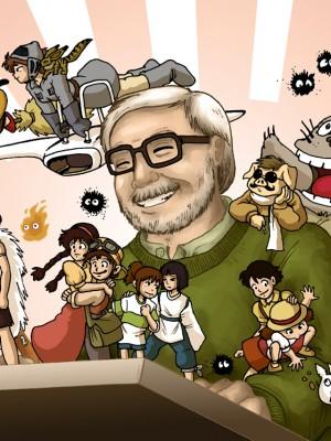 Miyazaki: cantastorie per i piccoli, sensei per i grandi
