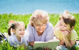 La carica dei nonni