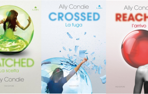 Reached. L'arrivo – Ally Condie
