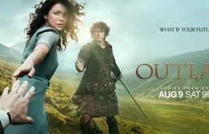 Outlander: in onda su Starz la serie tv ispirata ai libri di Diana Gabaldon