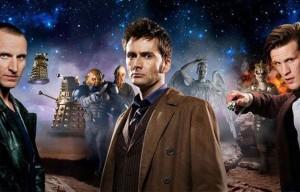 Doctor Who: le prime quattro stagioni di nuovo in DVD