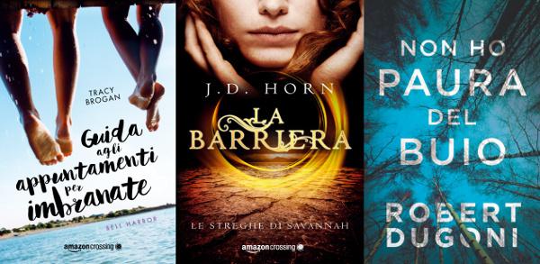 Amazon Publishing arriva in Italia