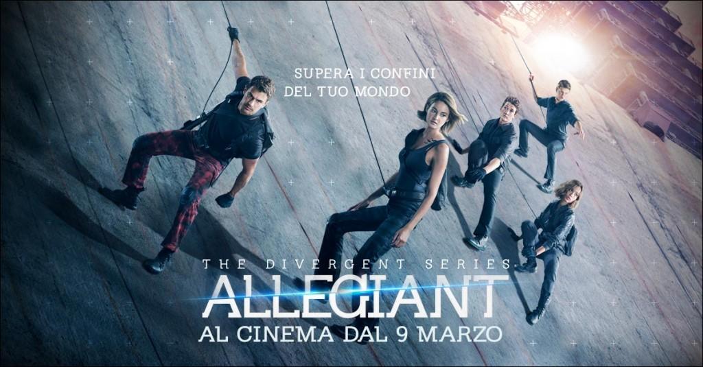 Allegiant – Il film