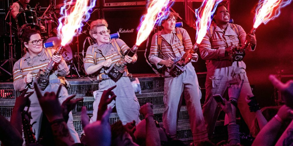 Ghostbusters di Paul Feig e Katie Dippold