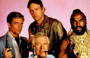 A-Team – Frank Lupo, Stephen J. Cannell