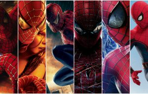 Spider-Man collection – Raimi, Webb, Watts